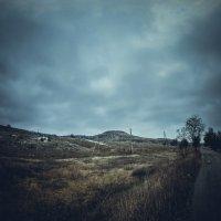 поле и горы :: Alina Grib