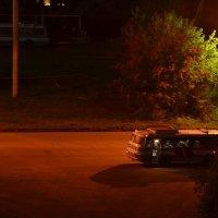 Ночной пейзаж :: Алексей Артемьев
