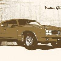 Muscle car :: Дмитрий Ковалев