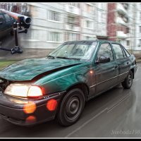 Экспериментальное фото авто... :: Tajmer Aleksandr