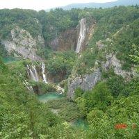 Хорватия, Плитвицкие озера :: Владимир Горубин