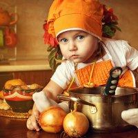 Чудо поварёнок Лерочка :: Светлана Павлова