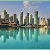 Высотки Дубая :: Евгений Печенин