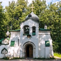 Церковь Спаса Нерукотворного в Абрамцево :: Александр Творогов