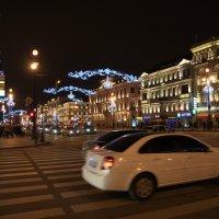Новогодний Невский :: Алексей Михалев