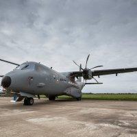 Легкий транспортный самолет испанских ВВС :: Павел Myth Буканов