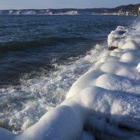 Лёд и пена :: Андрей Шаронов