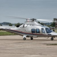 Linfox Agusta A-109S :: Павел Myth Буканов