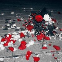 свадебный букет :: Mad Rose