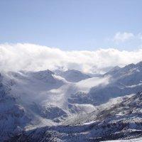 кавказский хребет :: Александр Майков