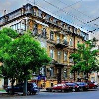 улочки одесские :: Александр Шурпаков