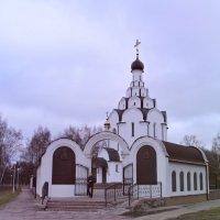 Храм в честь иконы Божией матери «Взыскание погибших» - Минск. :: Nonna