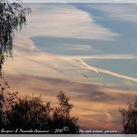 ...уж небо осенью дышало... :: Валерий Викторович РОГАНОВ-АРЫССКИЙ