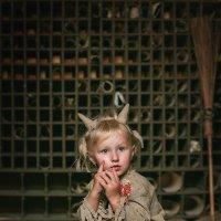 Чертёнок 13-ый! :: Светлана Павлова