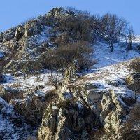 Зима в горах :: Николай Николенко