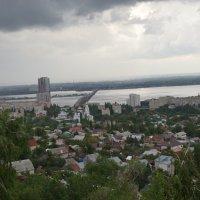 мост в Саратове :: Елена Ганичева