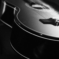 гитара в темноте :: mishanya boru