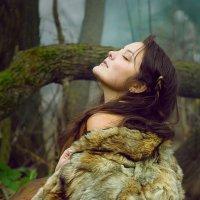 Хранительница леса :: Дмитрий Малий