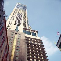 Baiyoke Sky Hotel, Bangkok :: Рай Гайсин