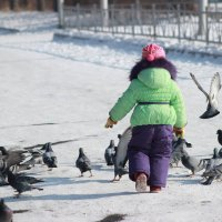 Счастливое детство :: Наталья Рубан