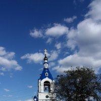 Церковь в Отрадном :: Леонид Козырев