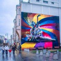 Moscow Street Art :: Евгений Ш