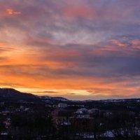 Восход солнца Кисловодск. :: Виктор Лавриченко