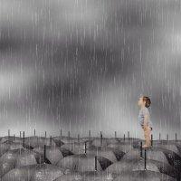 Дождь :: Алексей Кудрявцев