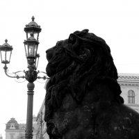 Верный страж :: Снежана Деменова
