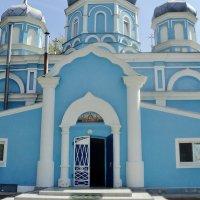 Церковь Успения Пресвятой Богородицы (Бобров) :: Ольга Кривых