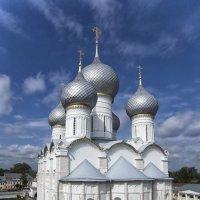 Вид с колокольни :: serg Fedorov