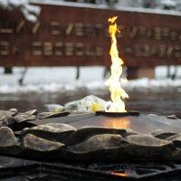 вечный огонь :: Aizek Kaniyazoff