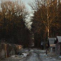 Дорога в неизвестность :: Evan Andrukhov