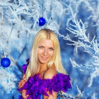 Снежинка :: Татьяна Гайдамака