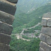 Китай. Пекин. Великая китайская стена :: Лариса Фёдорова