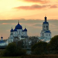 Боголюбовский монастырь! :: Владимир Шошин