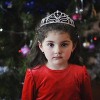 принцесса... :: Батик Табуев