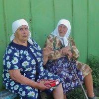 Бабульки. :: Ольга Кривых