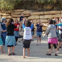 Израильские школьницы на экскурсии :: Lmark