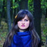 Осенний портрет :: Константин Полищук