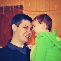 отец и сын :: Алёна Горбылёва