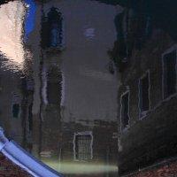 Утонувший город :: Юрий Вайсенблюм
