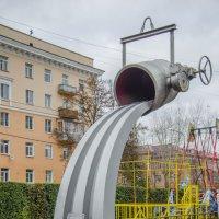 Памятник литейщикам :: Андрей Из Ступино