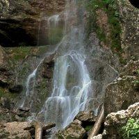 "водопад. :: ""Наиль Батталов"