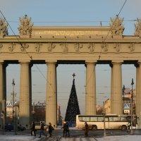 Московские Триумфальные ворота на Московском проспекте в С-Петербурге :: Михаил Ананьев