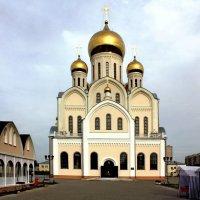 Православный собор. :: Наталья Золотых-Сибирская