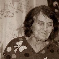 Бабуля :: Ольга Чазова