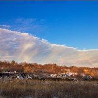 Небесная волна :: Denis Aksenov