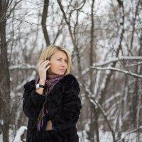 Зимний портрет :: Анна Павлова