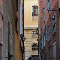 Улочки Стокгольма :: ирина )))